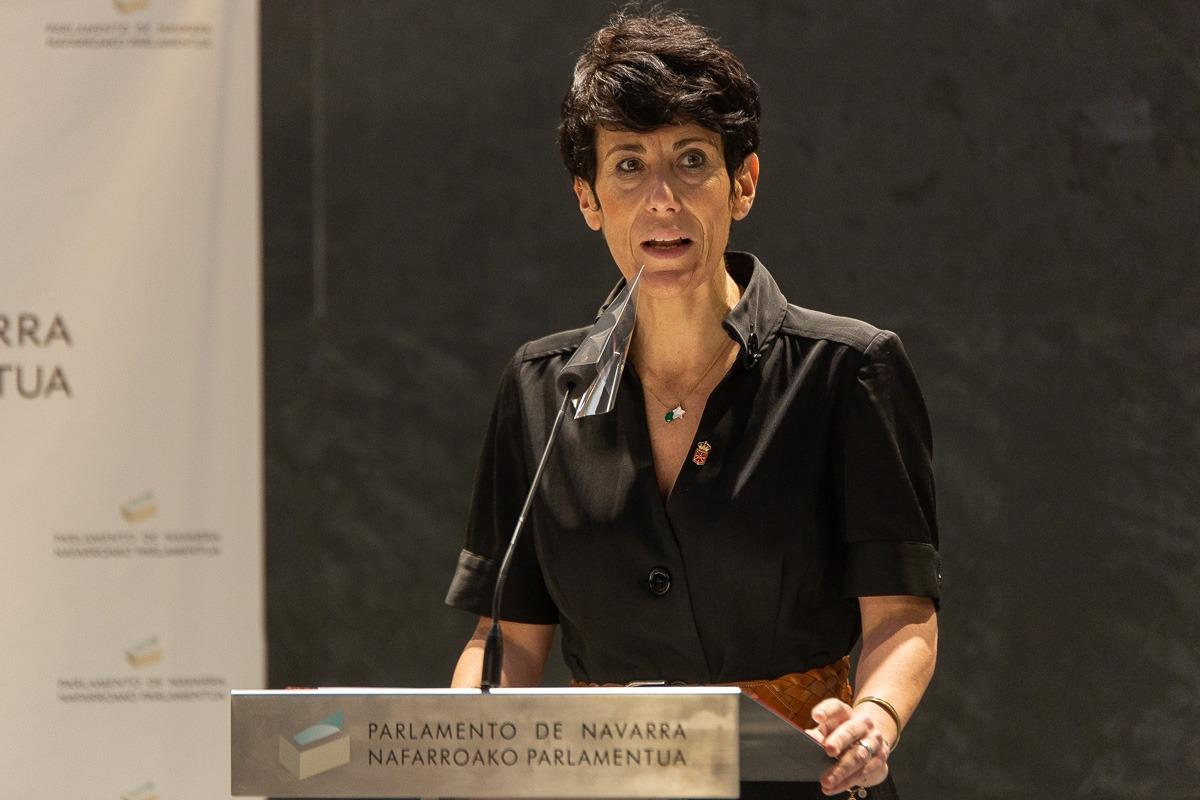Presentación de 'El Espejo de la Realidad Empresarial Navarra (ERENA)'