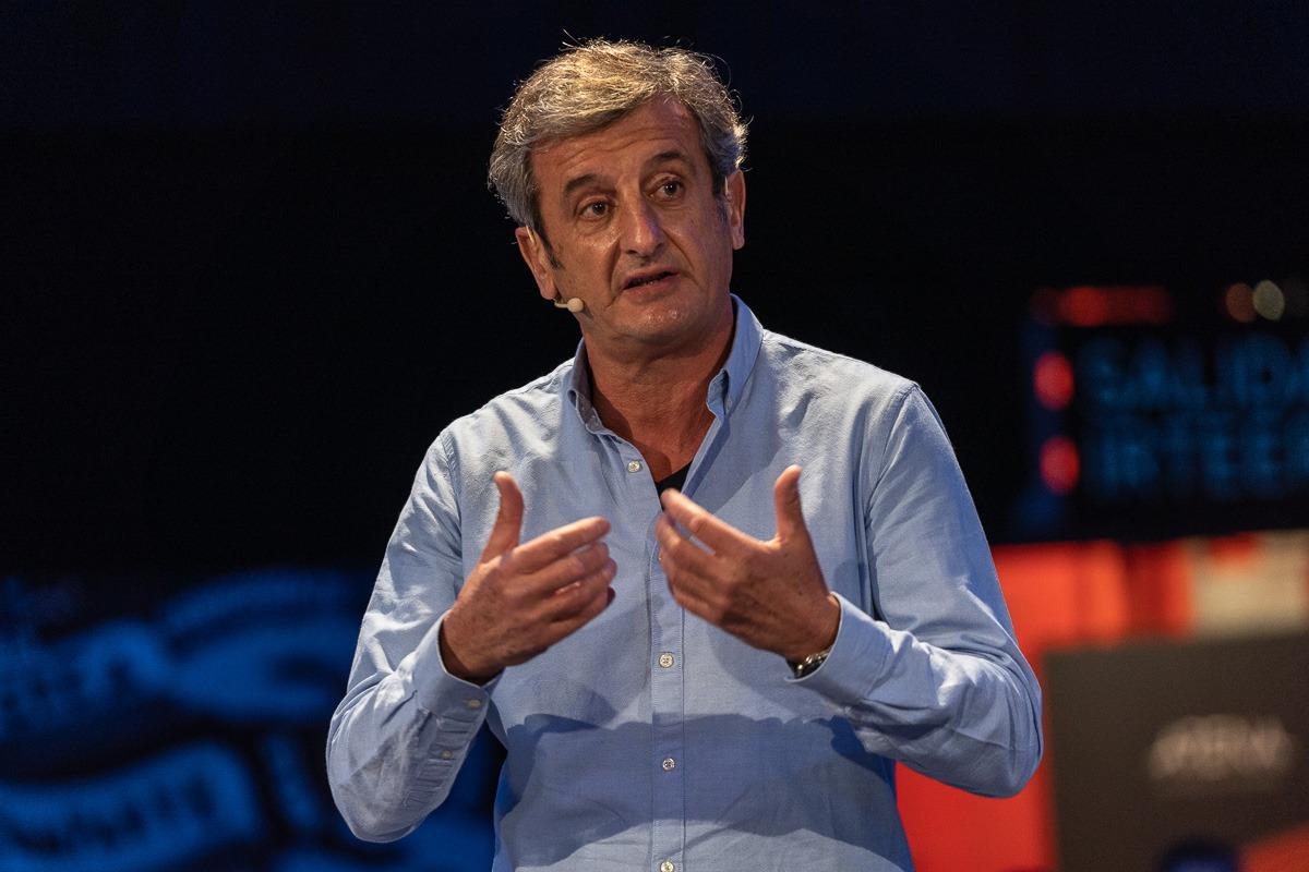 Luis Moya trazó una interesante comparación entre el mundo del deporte y el de la empresa.