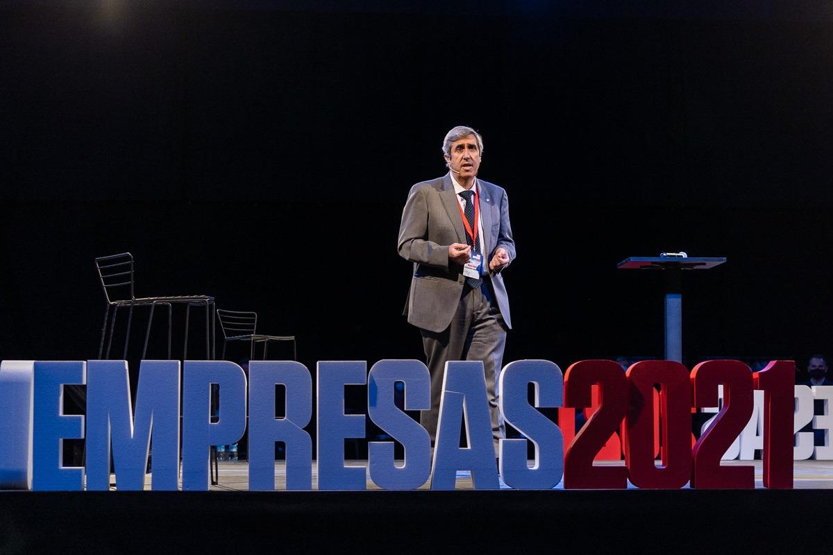 Miguel Iriberri destacó el espíritu de cooperación mostrado por las empresas reconocidas.