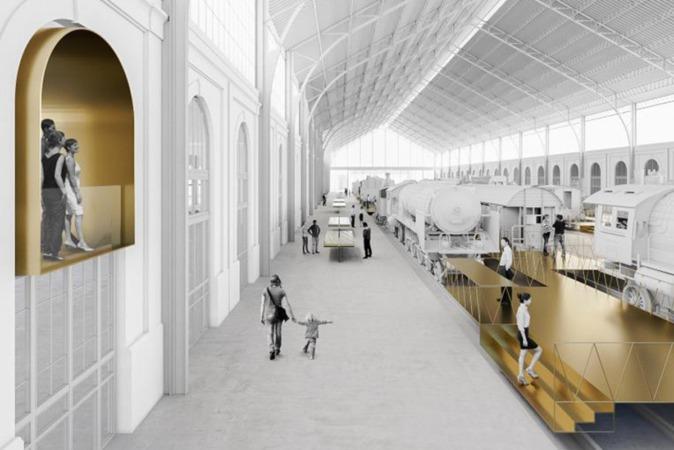 El equipo de arquitectos navarro asumirá la dirección facultativa de las obras.
