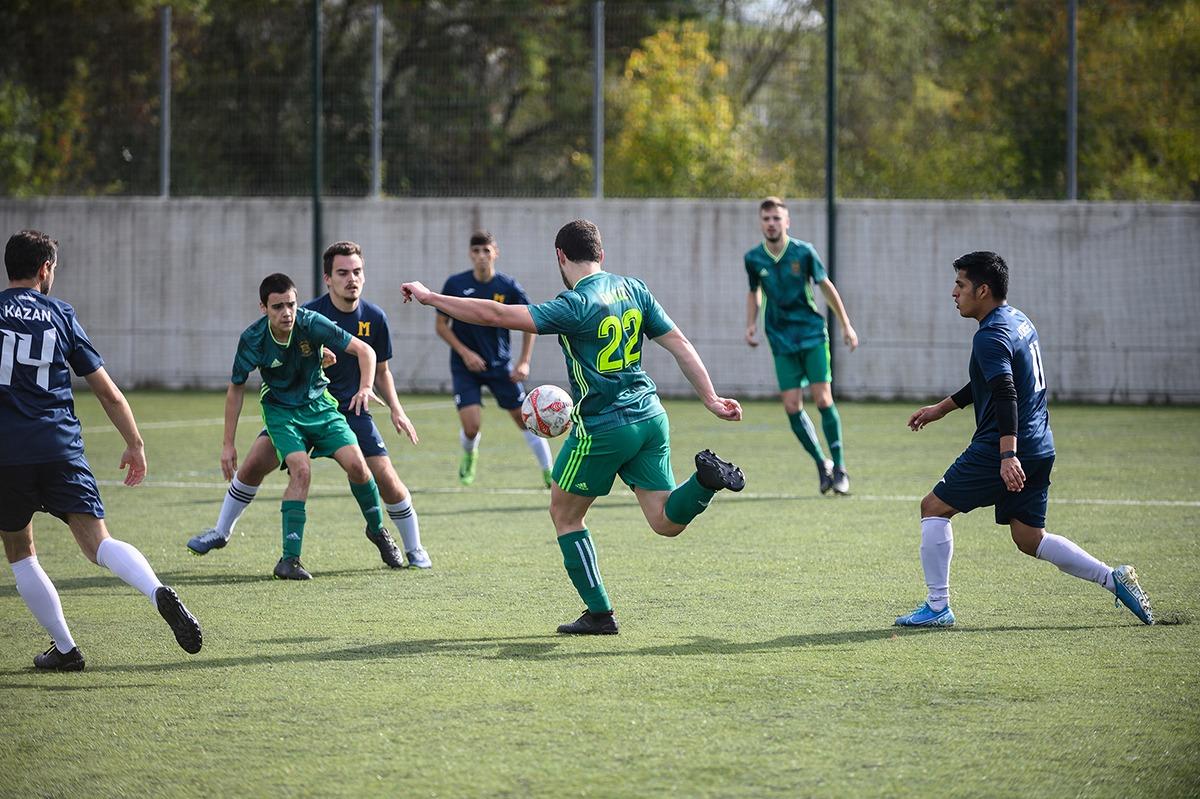 En la temporada 2019-2020, 141 equipos participaron en las tres ligas de Fútbol 7 Navarra.