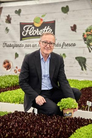 Hasta hace pocas semanas, fue el director general de Florette Ibérica.