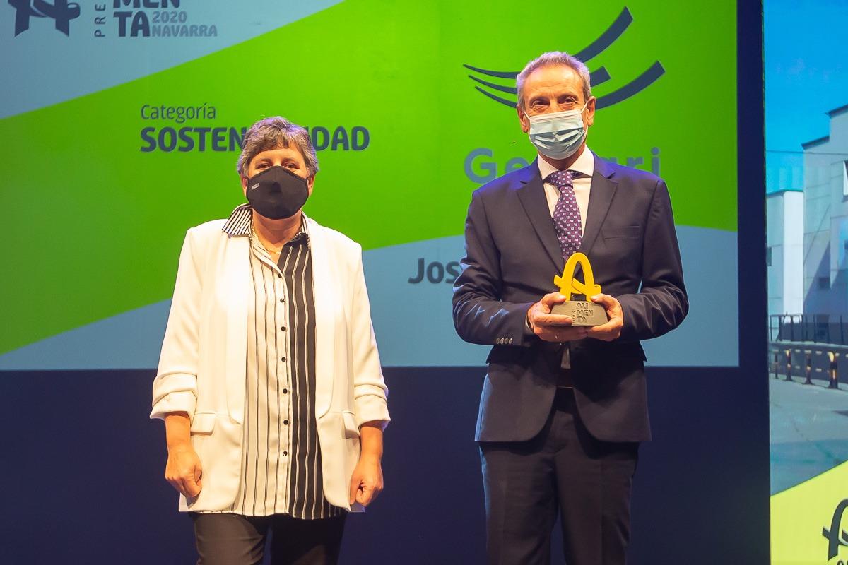 Los momentos 'esenciales' de los V Premios Alimenta Navarra 2020