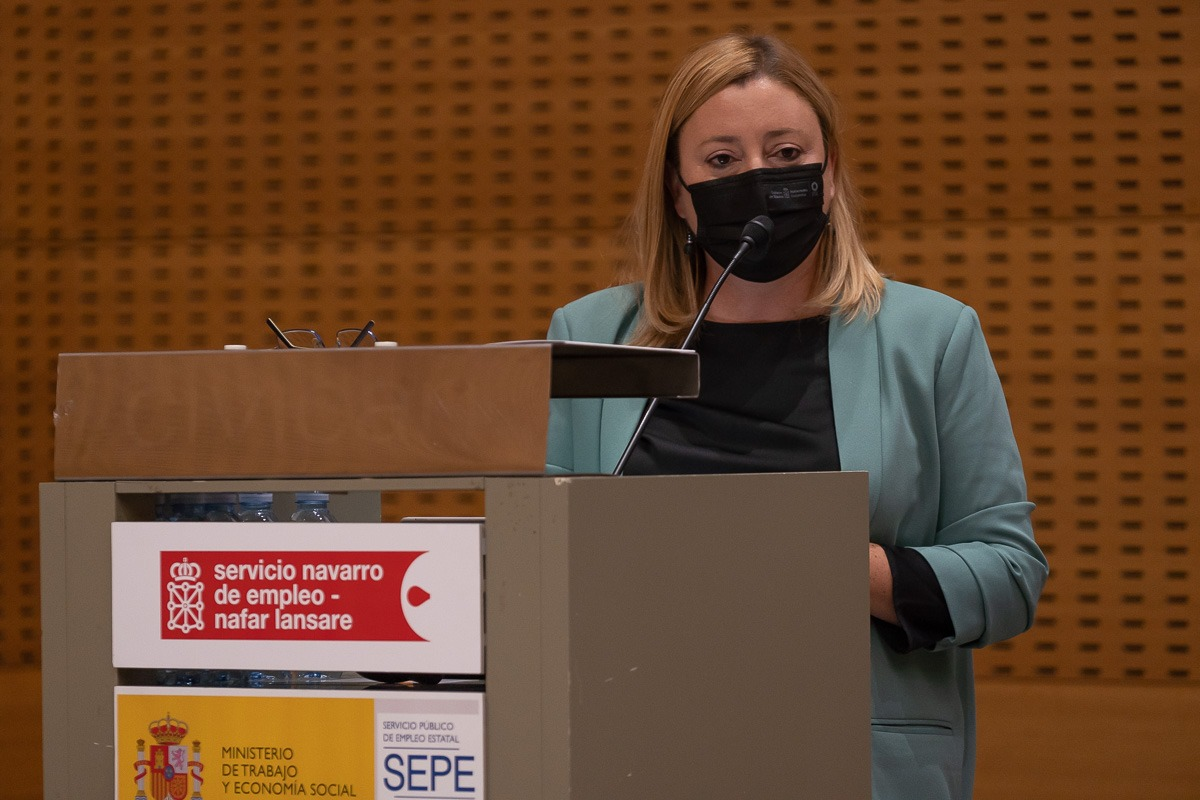 Miriam Martón explicó la filosofía con la que nace el proyecto.