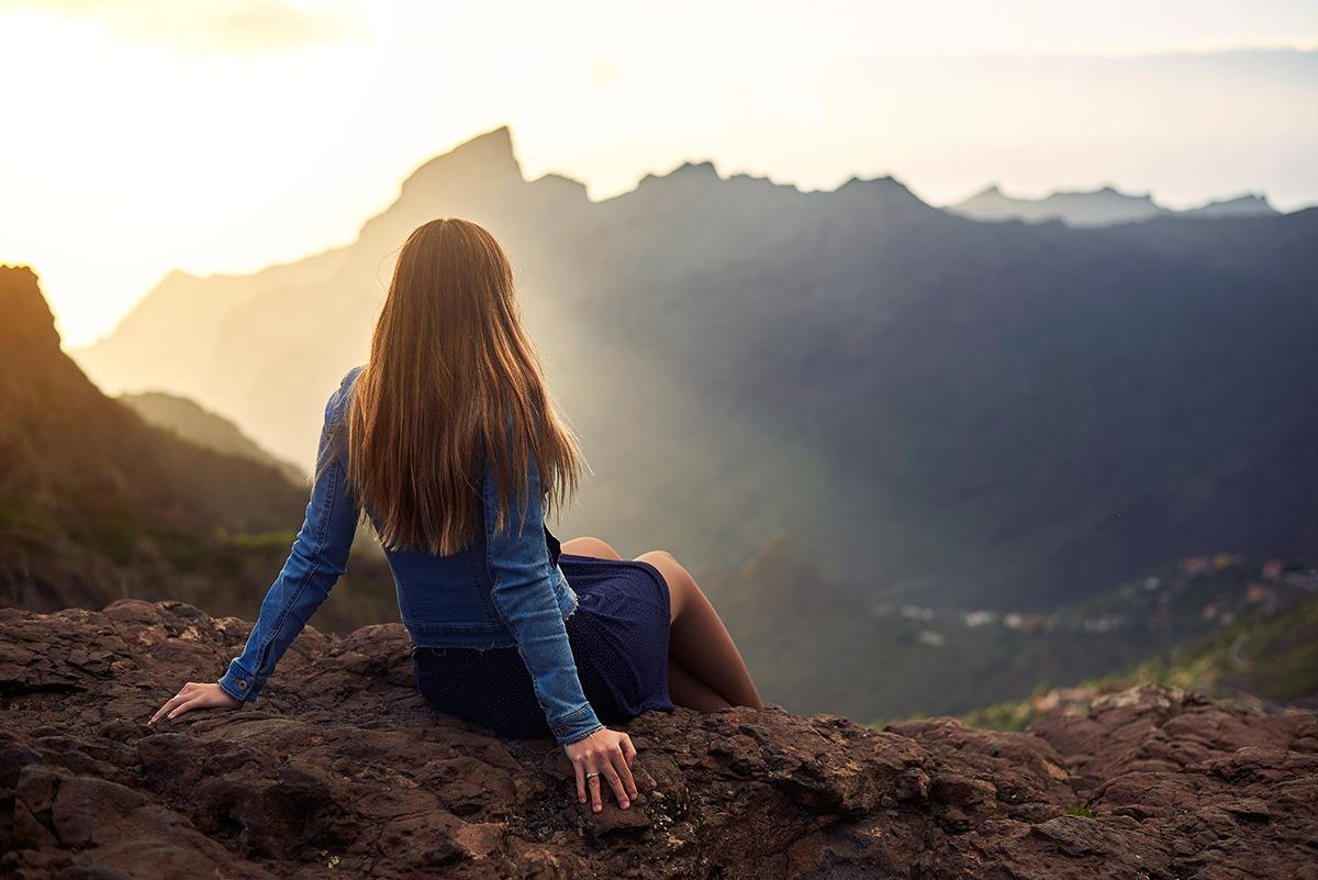 Canarias ofrece paisajes de ensueño tanto a los amantes del mar como de la montaña.